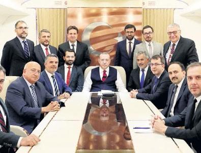 Cumhurbaşkanı Erdoğan: 'Sivillere saldırıyı kabul edemeyiz'