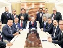 BIRINCI DÜNYA SAVAŞı - Cumhurbaşkanı Erdoğan: 'Sivillere saldırıyı kabul edemeyiz'