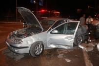 Elazığ'da Trafik Kazası Açıklaması 6 Yaralı