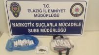 Elazığ'da Uyuşturucu Operasyonu Açıklaması1 Tutuklama