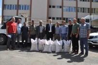 Erzurum'da Çiftçilere Tohum Desteği