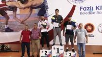 TÜRK DÜNYASI - Fevzi Şeker Yıldızlar Serbest Güreş Şampiyonası Sona Erdi