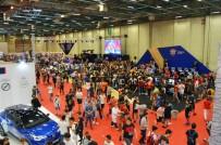 RÖNESANS - GAMEX 2018'E 4 Günde 150 Bini Aşkın Ziyaret