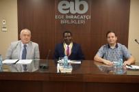 İZMIR ENTERNASYONAL FUARı - Güney Sudan Türk Yatırımcıları Bekliyor