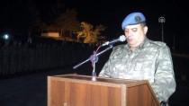 HAKKARI ÜNIVERSITESI - Hakkari'de Askeri Aracın Kaza Yapması