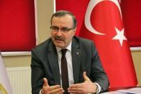 RAMAZAN YıLDıRıM - İç Anadolu OSB'leri Büyük Buluşmaya Hazırlanıyor