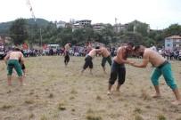 DAVUL ZURNA - İğdir'de 2. Geleneksel Yağlı Güreş Festivali Yapıldı