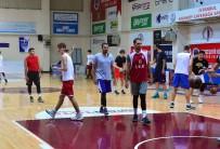 SIHIRLI DEĞNEK - İTÜ Basketbol'dan Geleceğe Önemli Yatırım