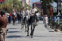EROL AYYıLDıZ - İzmir'in İşgalden Kurtuluşunun Yıl Dönümünde Duygulandıran Tören