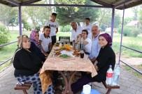 Kahramanmaraşlılar Yazın Son Pikniklerini Yapıyor