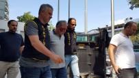 KUYUMCU DÜKKANI - Kalaşnikoflu Soyguncu Tutuklandı