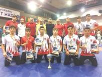 KAYSERİ ŞEKERSPOR - Kayseri Şekersporlu Milli Güreşçi Balkan Şampiyonu Oldu