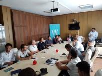 EĞİTİM TOPLANTISI - Kaz Yetiştiriciliğinin Geliştirilmesi Ve Markalaştırılması Projesine Başlandı