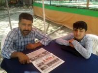 KAMYON ŞOFÖRÜ - Kazazede Kamyon Şoförü Yardım Bekliyor