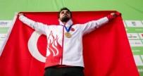FATİH CENGİZ - Keyseri Şekersporlu Milli Güreşçi Ekrem Öztürk Dünya Şampiyonu Oldu