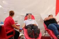 Kırklareli İl Müftülüğü Personelinden Kan Bağışı Kampanyasına Destek