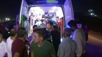 Kontrolden Çıkan Otomobil 4 Aracı Biçti Açıklaması 1'İ Çocuk 7 Yaralı