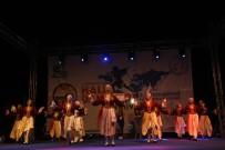 MOLDOVA - Kuşadası 3. Uluslararası Halk Dansları Festivali Sona Erdi