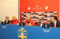 MIRCEA LUCESCU - Lucescu Açıklaması 'Rekabetçi Bir Ekip Kuracağız'
