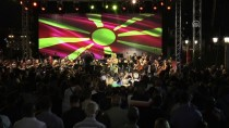 YUGOSLAVYA - Makedonya'da Bağımsızlık Günü Kutlandı