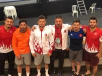 MAKÜ Öğrencilerinin De Yer Aldığı Türk Milli Güreş Takımı Dünya 2.Si Oldu