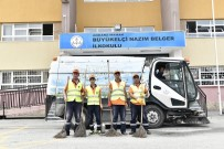 MAMAK BELEDIYESI - Mamak Belediyesi Okulları Yeni Döneme Hazırlıyor