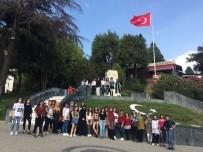 PEMBE KÖŞK - Mardinli Gençler İzmit'e Hayran Kaldı