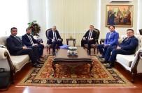 Ziya Selçuk - Milli Eğitim Bakanı'ndan EOSB'ye Tam Destek