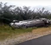 MOLDOVA - Moldova Cumhurbaşkanı Trafik Kazası Geçirdi