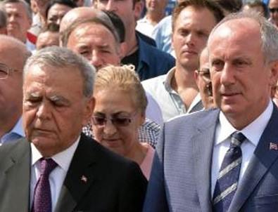 Muharrem İnce 'kurultay' soruna İzmir'den yanıt verdi!