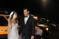 Palandöken'de Offroad Konseptli Düğün