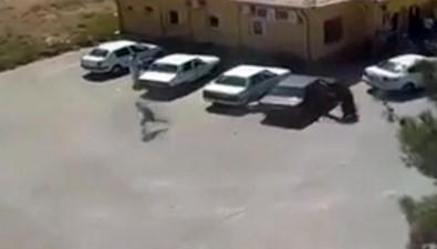 'Kan davası' cinayeti kamerada