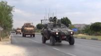 ZIRHLI ARAÇLAR - Suriye Sınırına Sevkiyatlar Hızlandı