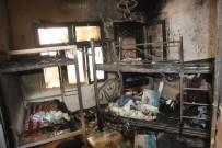 MEHMET CAN - Suriyeli Ailenin Evinde Yangın Açıklaması 1 Ölü