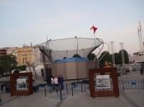 Taksim Meydanı'nda TEKNOFEST'e Yoğun İlgi