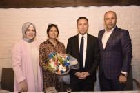 GÜNAY ÖZTÜRK - Tekkeköy'de İstanbul Vali Yardımcılığına Atanan Öztürk İçin Veda Yemeği