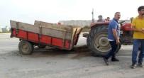 Traktörün Altında Kalan Bir Kişi Hayatını Kaybetti