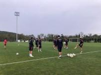 RİVA - Ümit Milli Futbol Takımı, İsveç Maçı Hazırlıklarına Başladı