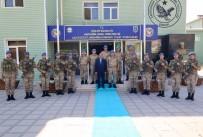 ŞIRNAK VALİSİ - Vali Aktaş'tan Yeni Atanan Komutana Ziyaret