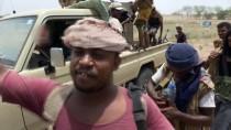 YEMEN - Yemen Ordusu Sana İle Hudeyde Arasındaki Bölgenin Kontrolünü Ele Geçirdi