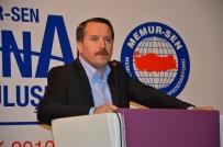 GELİR VERGİSİ - Adana'da Eğitim-Bir-Sen Teşkilat Buluşması