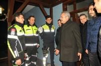 POLİS KARAKOLU - AK Parti'den Yeni Yıl Ziyaretleri