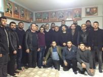 İNGILIZLER - Akhisar Ülkü Ocakları Ahmet Arvasi'yi Yâd Etti