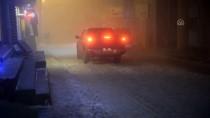 Ardahan'da Soğuk Hava Ve Sis