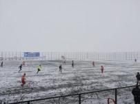 HEKİMHAN - Arguvan Belediyespor Farklı Kazandı