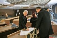 GÖLGELI - Başkan Saraçoğlu, Yeni Hizmet Biasında İncelemelerde Bulundu
