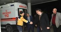 Başkan Yılmaz'dan Görev Yapan Personele Ziyaret