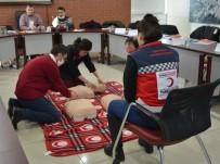 İŞ SAĞLIĞI VE GÜVENLİĞİ KANUNU - Belediye Personeline İlk Yardım Eğitimi