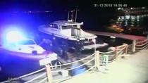 İZMIR ADLI TıP KURUMU - Denize Düşen Genç Kız Hastanede Hayatını Kaybetti