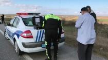 Edirne'de Trafik Kazası Açıklaması 3 Yaralı